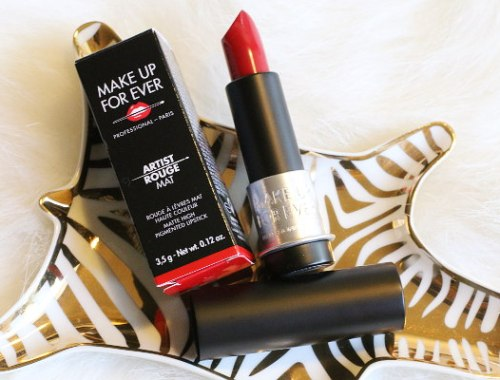 Make Up For Ever Rouge Artist Mat Lipstick, beauty