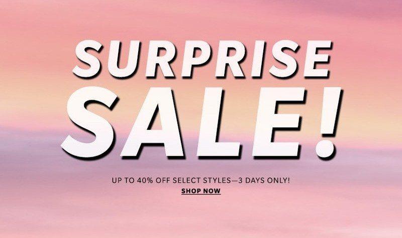 Shopbop Surprise Sale