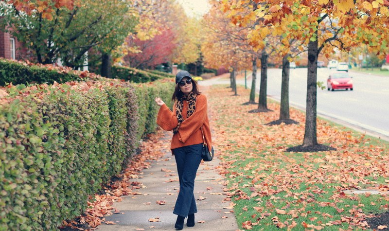 fall outfit, thanksgiving outfit, B.P. sweater
