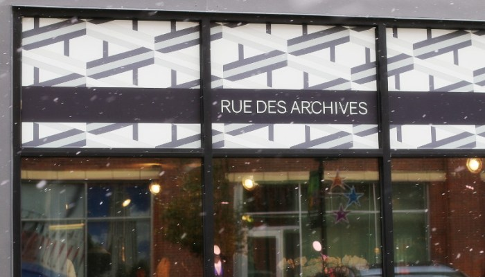 Rue Des Archives Pop Up Shop in Bakery Square Pittsburgh