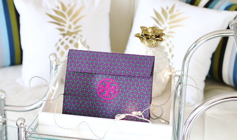 Tory Burch giveaway