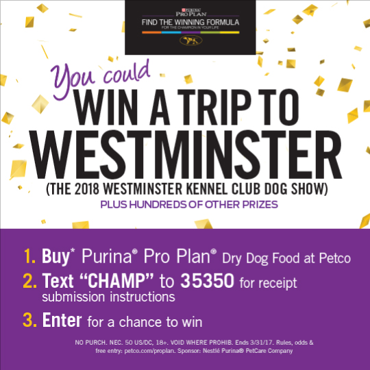 Purina Westminster
