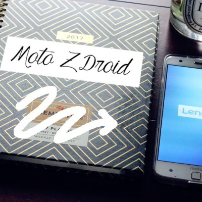 Moto Z Droid Smartphone: Yay or Nay?