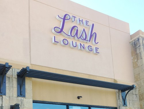 The Lash Lounge Flower Mound Texas, DFW