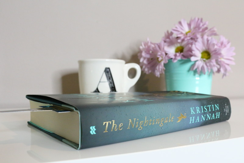 The Nightingale book, Kristin Hannah, giveaway
