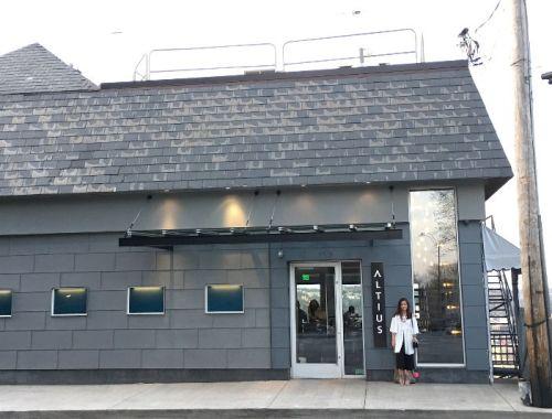 Altius Restaurant Pittsburgh