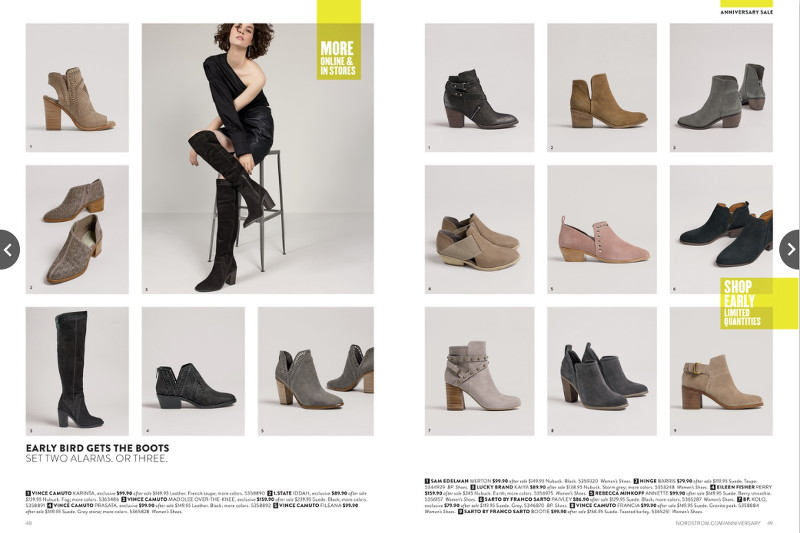 nordstrom anniversary sale fall boots