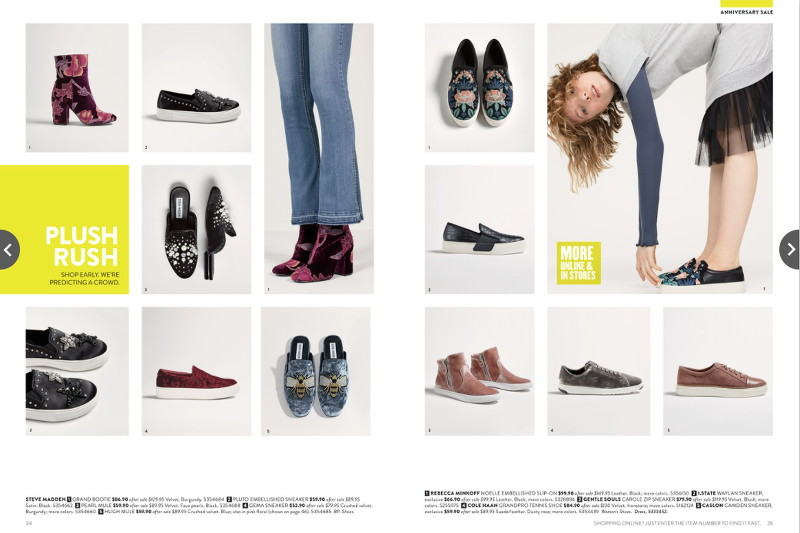 nordstrom anniversary sale fall shoes