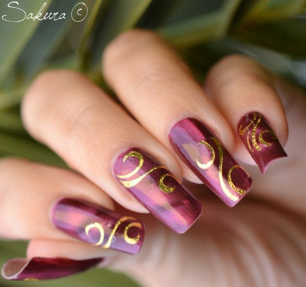 15+ Cool Nail Art Designs - Style Arena