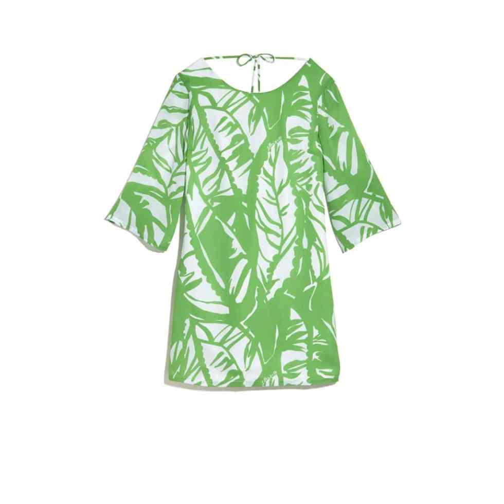 SATIN DRESS - BOOM BOOM $38