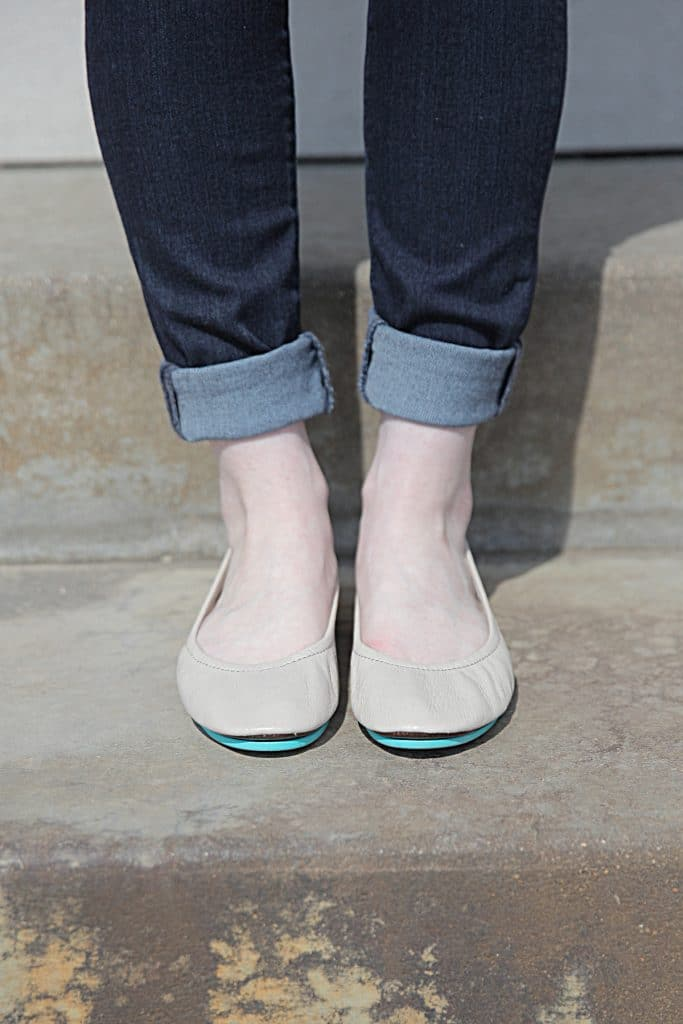 That being said, so far the are NOT more comfortable than my ballet flats  from J. Crew factory and they're 3x the price.
