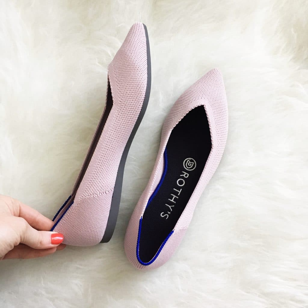 reviews of rothy shoes