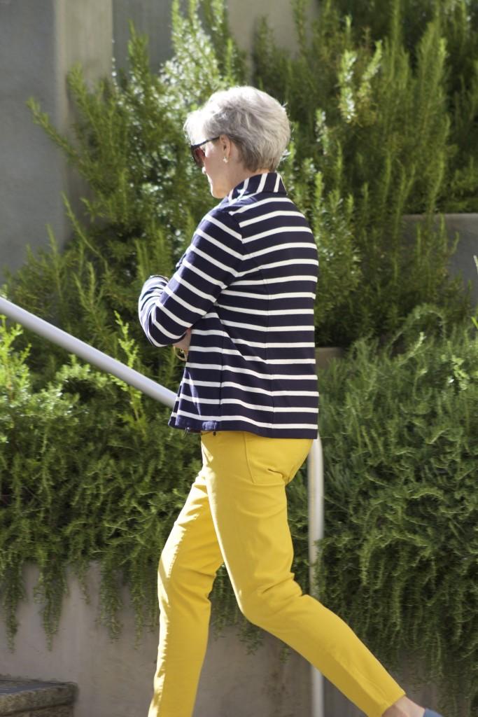 stripes away