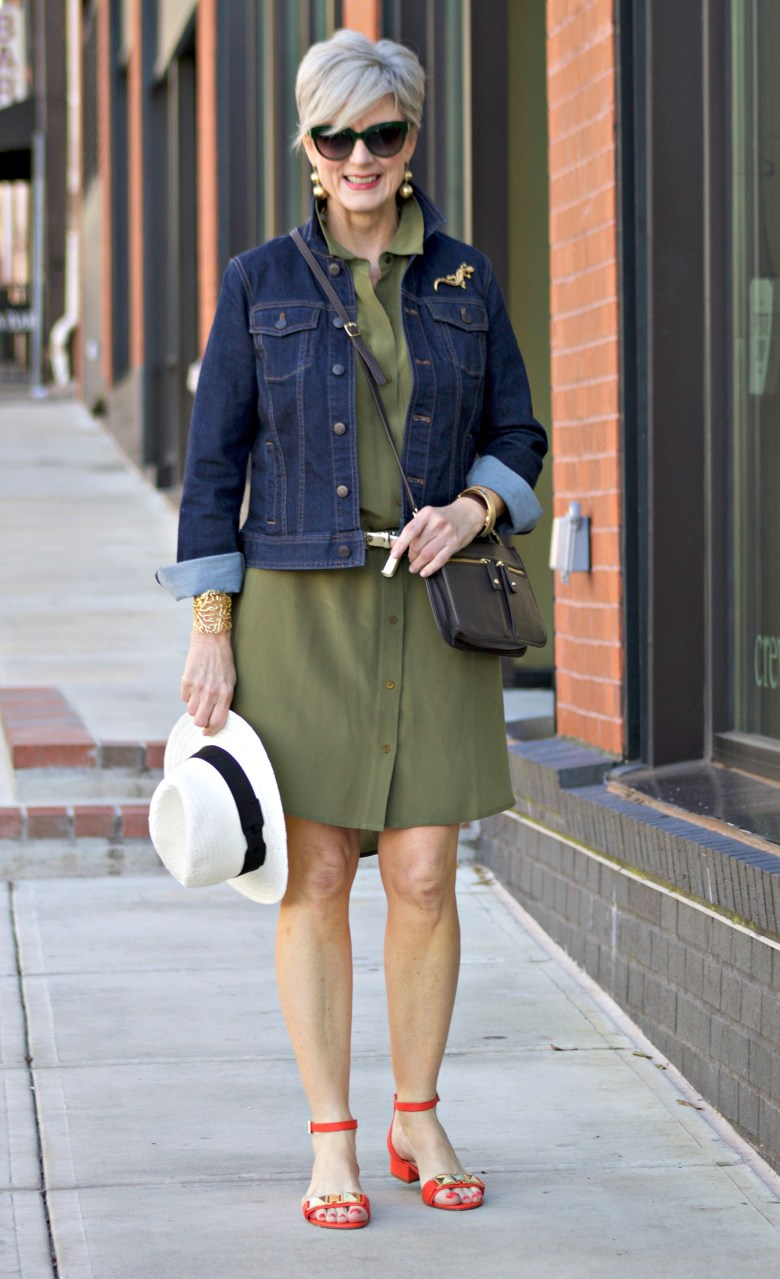 shirtdress season