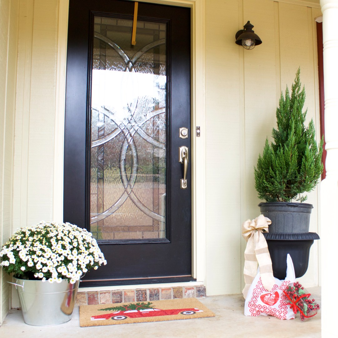 holiday inspiration | the front door