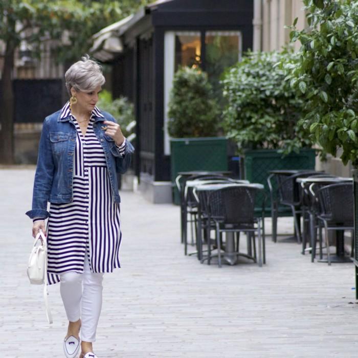 paris in stripes
