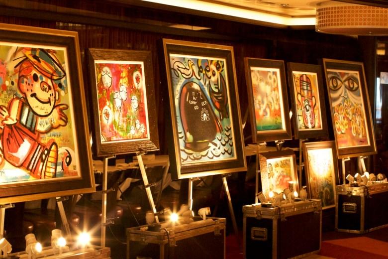 park west art gallery