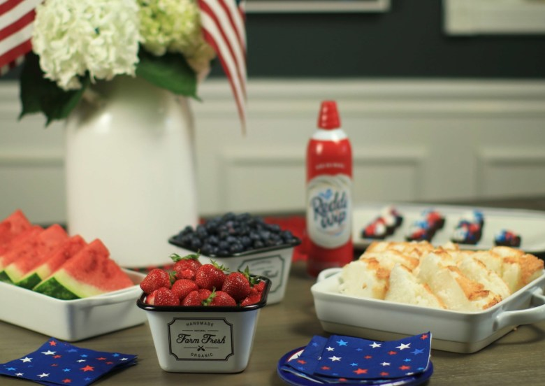 easy to make fourth of july dessert