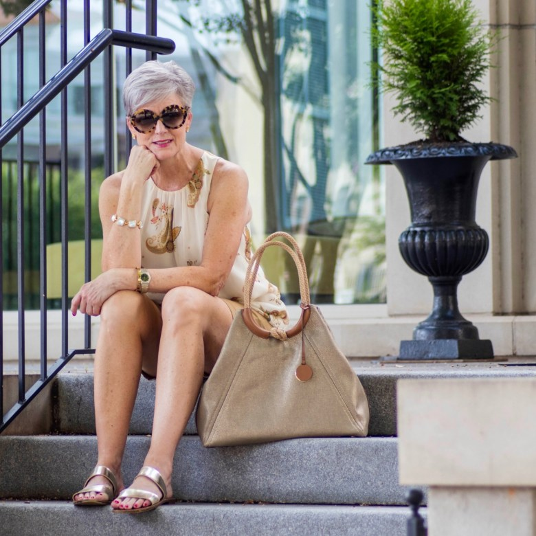 vince camuto separates dressed down