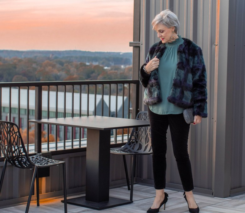 sparkle and shine with Ann Taylor