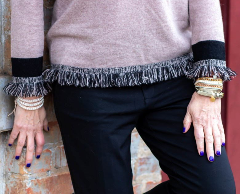 holiday bling with Victoria Emerson