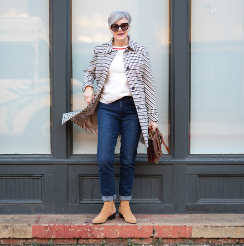 transition to spring with lightweight sweaters