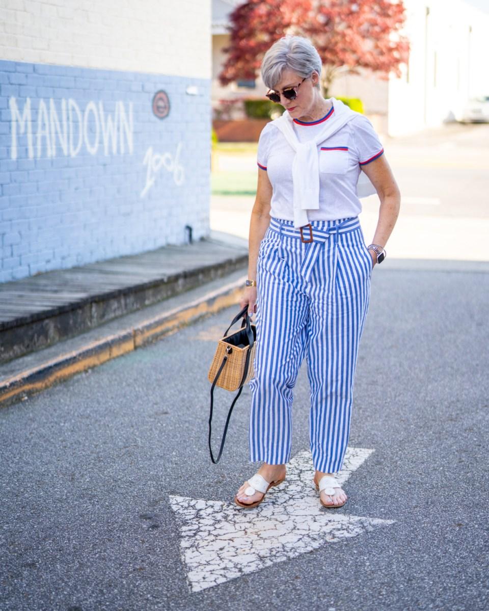 trend alert wide leg pants