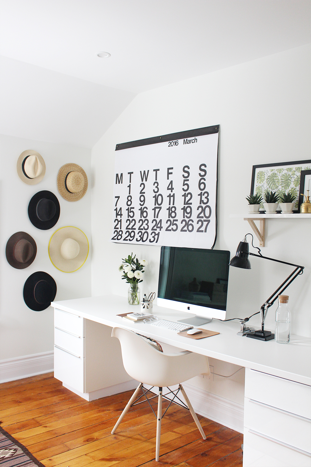 Style Bee - Office Reveal