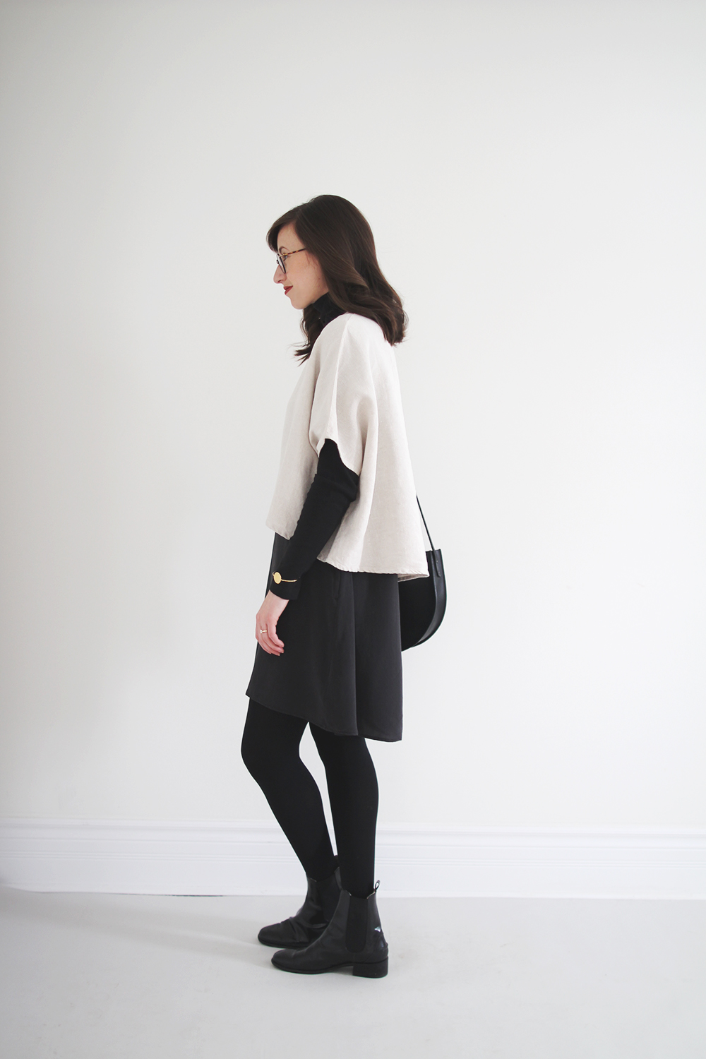 Style Bee - Silk 2 Ways + Tips To Combat Static