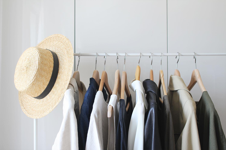 Style Bee - Spring Closet Prep
