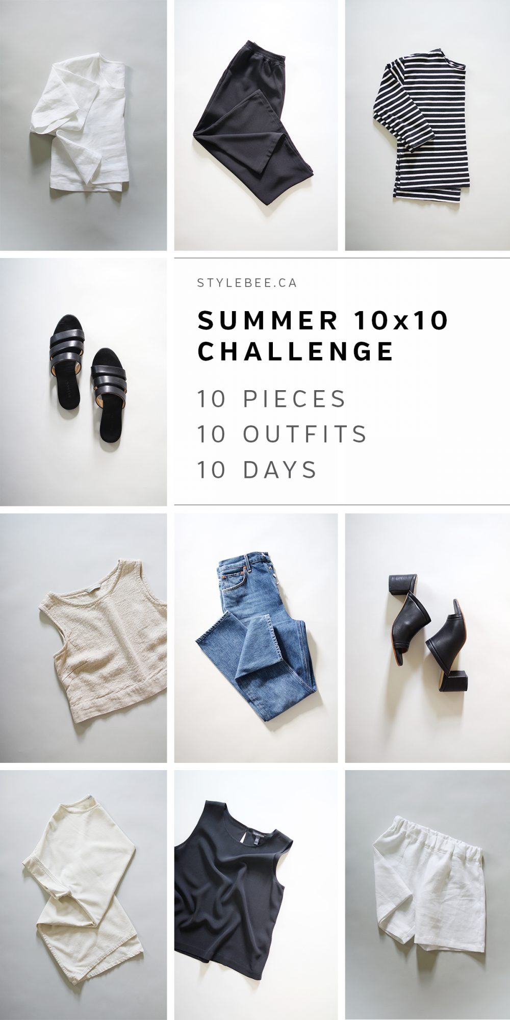 Style Bee - Summer 10x10 - Kick Off