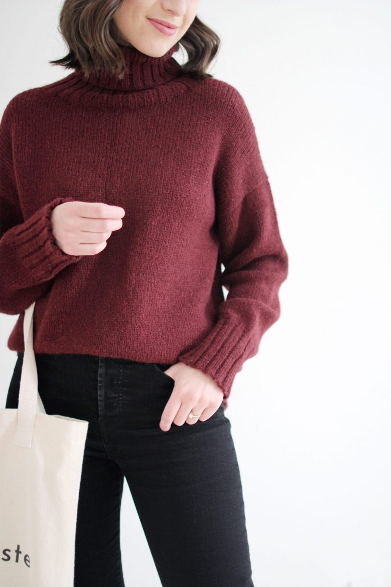 Style Bee - Sweater Revelation + Care Tips