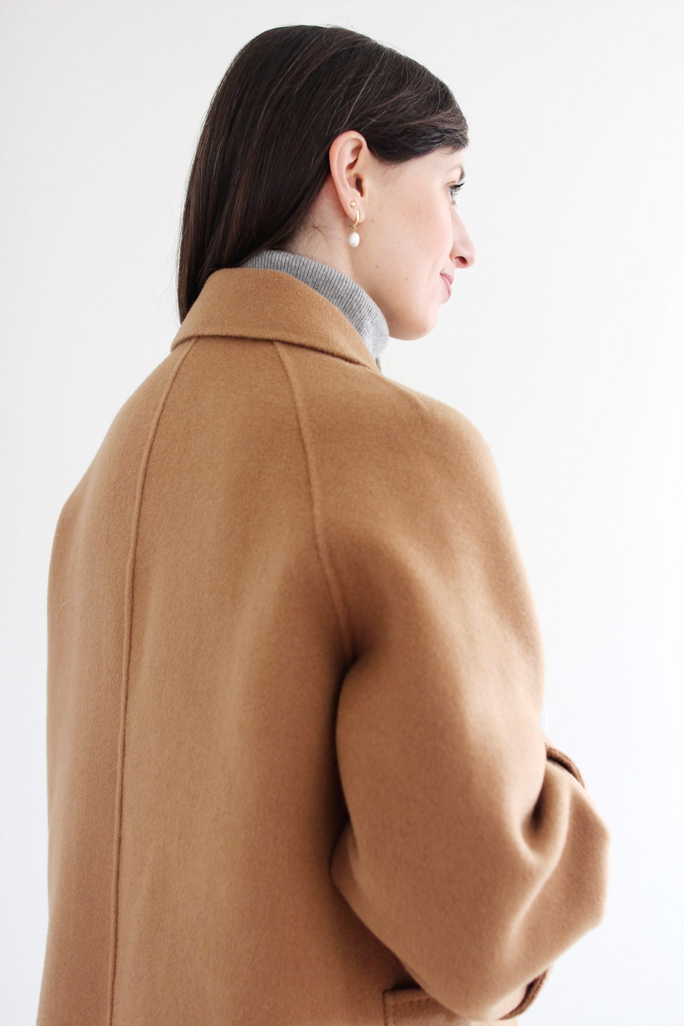 Style Bee - The Curated Classic Coat Review
