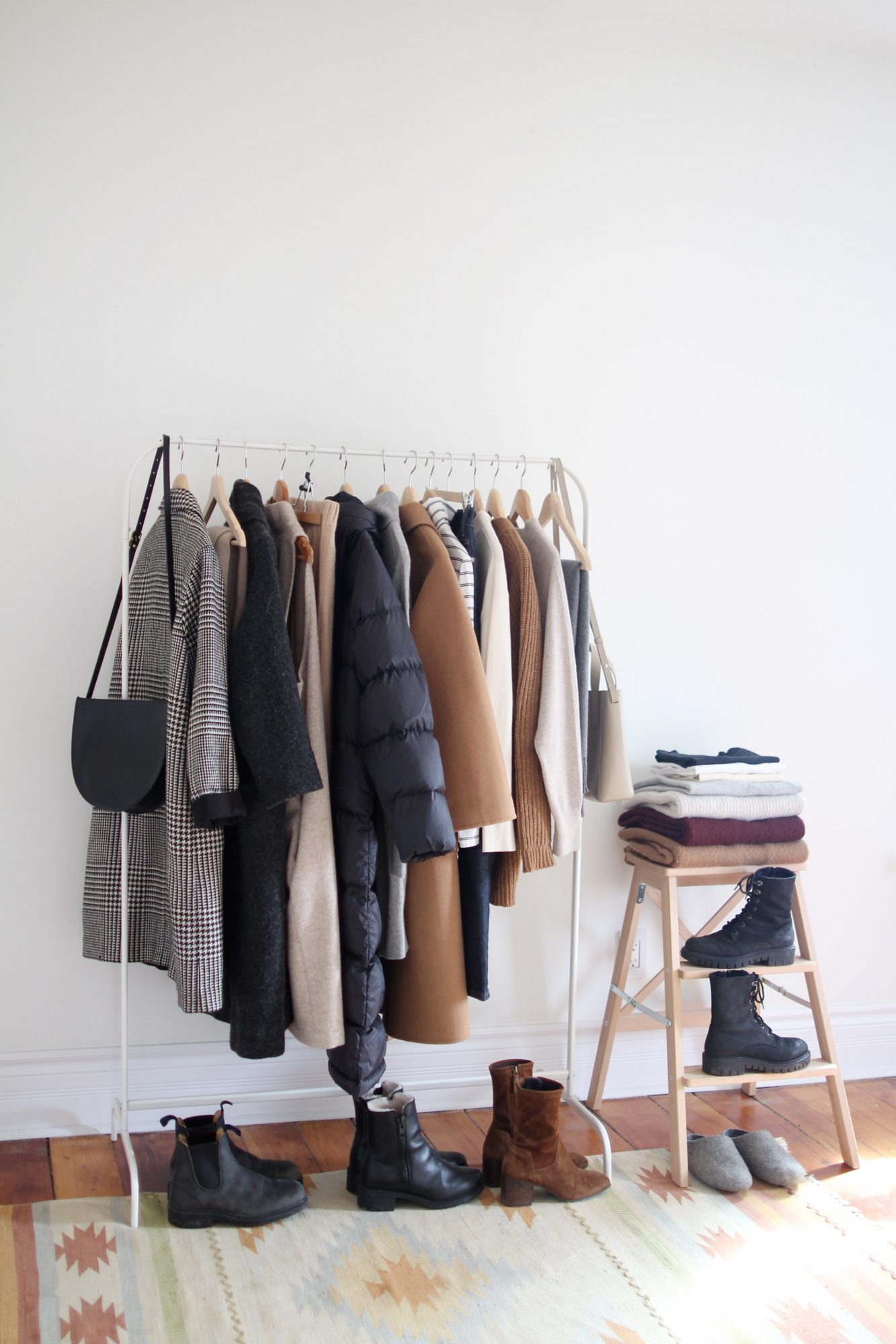 Style Bee - Winter Closet Notes