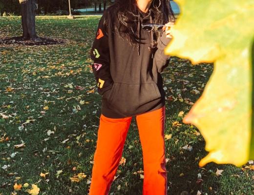 Halloween Special: Black and Orange Leisure