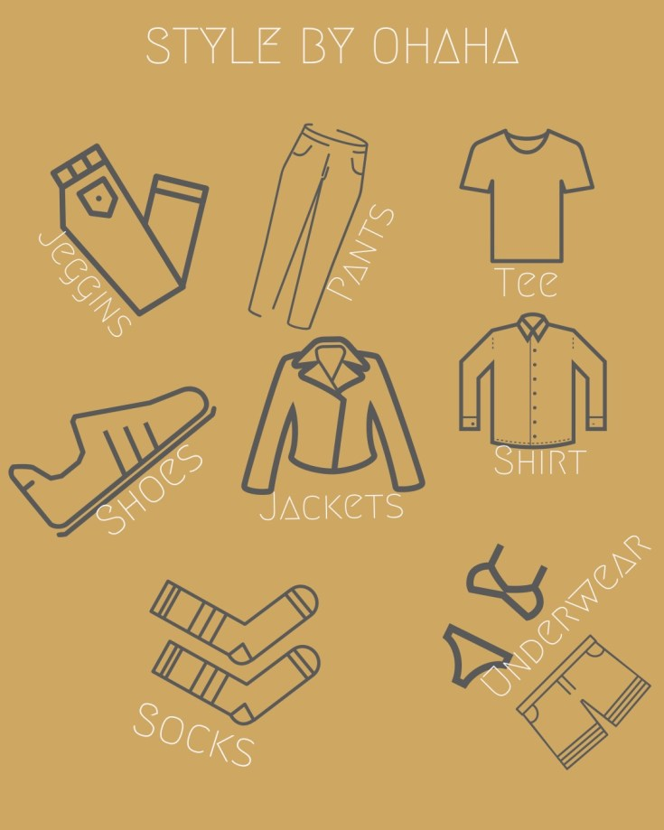 Guide to minimalist packing