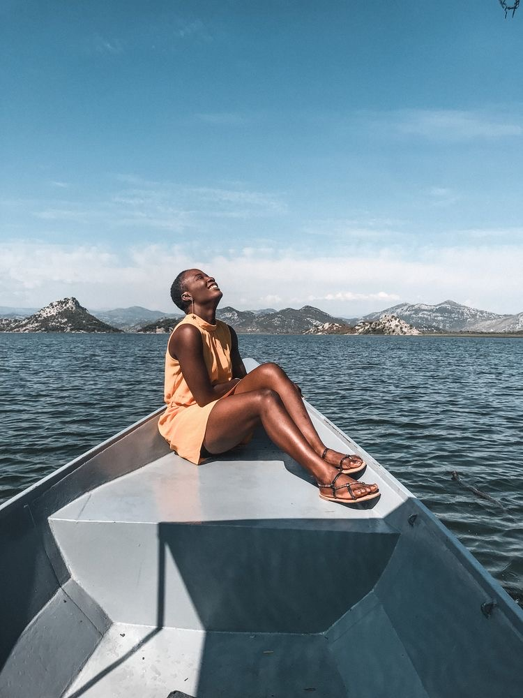 Black Kintsugi, Black Travel Blogger
