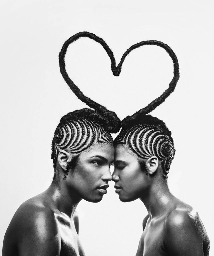 BRAIDS (Black Hair Art)