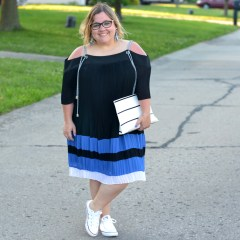 Casual Friday:  Sporty Sophisticate