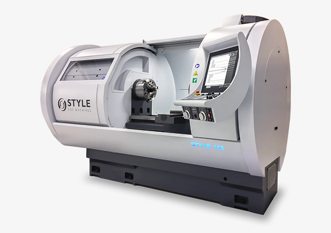 STYLE 750 CNC Lathe