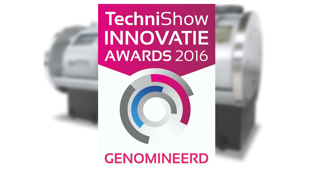 genomineerd innovatie award