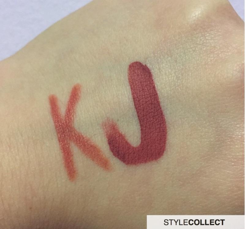 Kylie Jenner Lipstick Dupe Test