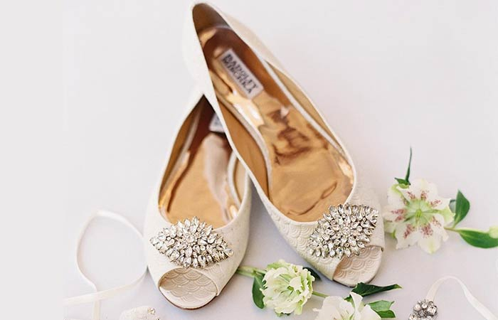 17 Comfortable Wedding Shoes For The Bride - crazyforus