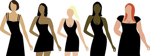 Types Of Skirts For Different Body Types