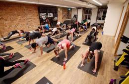 svveat.com free fitness classes toronto