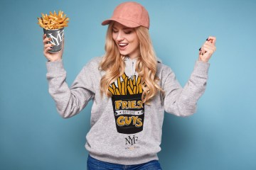 new york fries online store