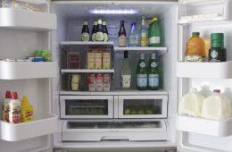 reorganizing your fridge
