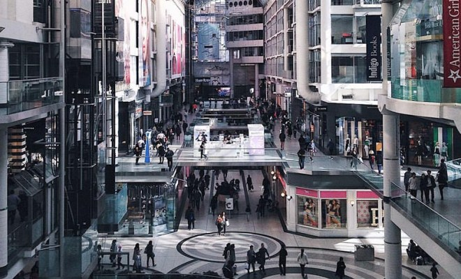 death of malls