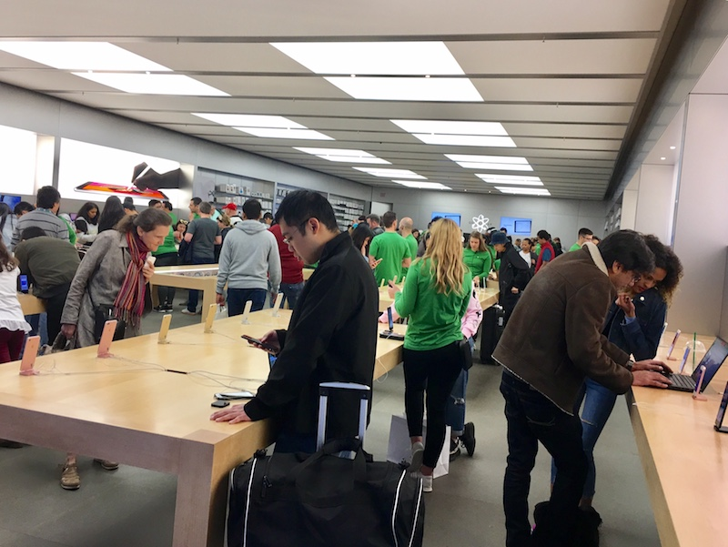 apple shopper