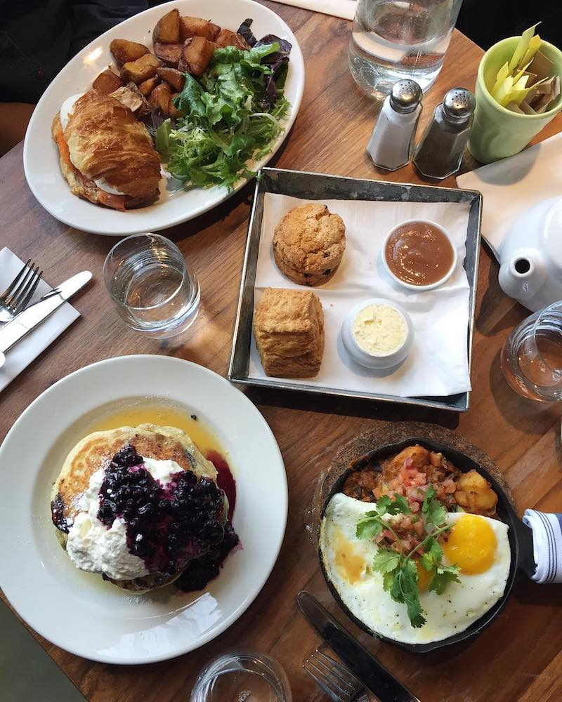 instagrammable brunches in toronto